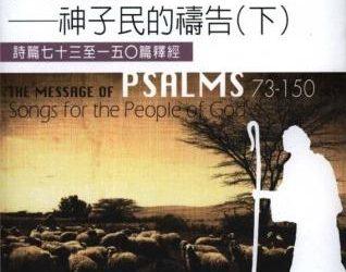 聖經資訊系列 詩篇(下)