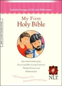 My first Holy Bible